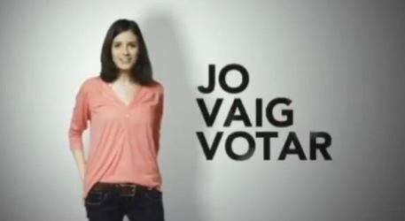 Jo vaig votar