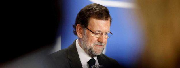 Rajoy bajo presión