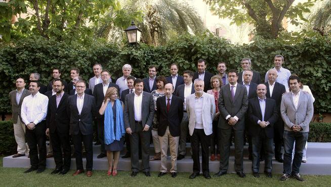 Consejo territorial del PSOE