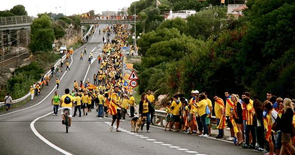 Vía Catalana