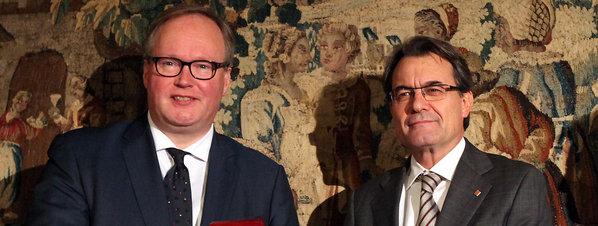Los liberales a favor de Catalunya
