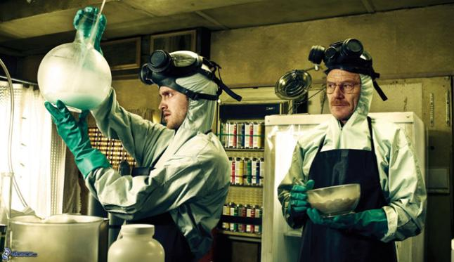 Breaking Bad, las virtudes de la irregularidad